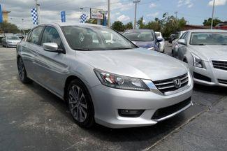 2015 Honda Accord Sport Hialeah, Florida 2