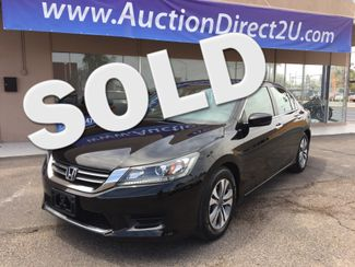2015 Honda Accord LX 5 YEAR/60,000 MILE FACTORY POWERTRAIN WARRANTY Mesa, Arizona