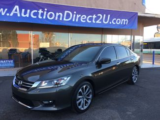2015 Honda Accord Sport 5 YEAR/60,000 MILE FACTORY POWERTRAIN WARRANTY Mesa, Arizona