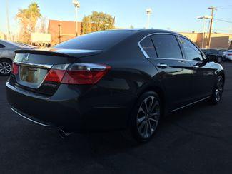 2015 Honda Accord Sport 5 YEAR/60,000 MILE FACTORY POWERTRAIN WARRANTY Mesa, Arizona 4