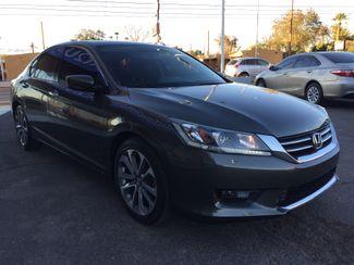 2015 Honda Accord Sport 5 YEAR/60,000 MILE FACTORY POWERTRAIN WARRANTY Mesa, Arizona 6