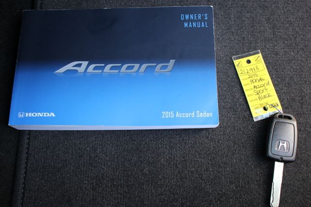2015 Honda Accord Sport Mooresville , NC 33