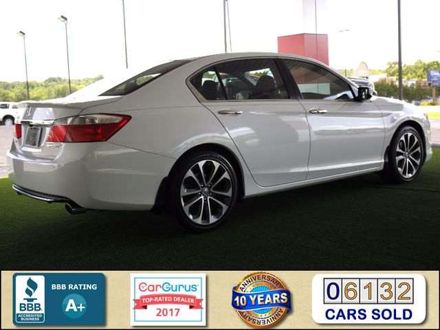 2015 Honda Accord Sport FWD - ONE OWNER! Mooresville , NC 1