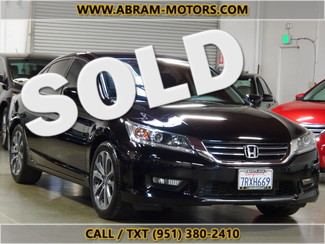 2015 Honda Accord in Murrieta CA