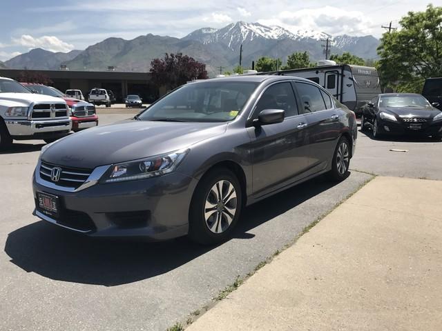 2015 Honda Accord LX Ogden, Utah 0