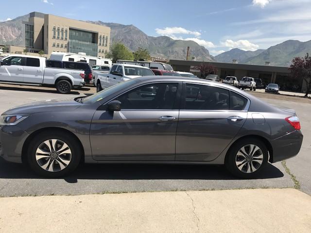 2015 Honda Accord LX Ogden, Utah 1