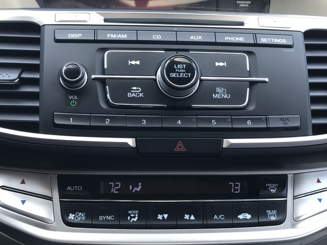 2015 Honda Accord LX Ogden, Utah 13