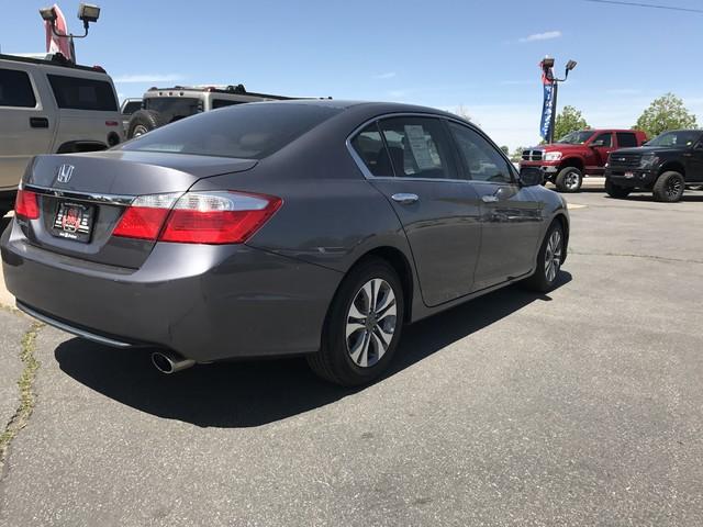 2015 Honda Accord LX Ogden, Utah 3
