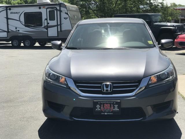 2015 Honda Accord LX Ogden, Utah 5