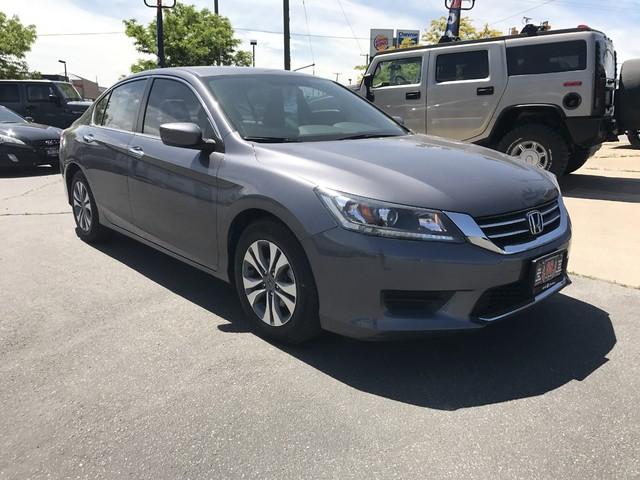 2015 Honda Accord LX Ogden, Utah 6