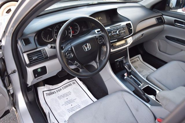 2015 Honda Accord LX Richmond Hill, New York 12