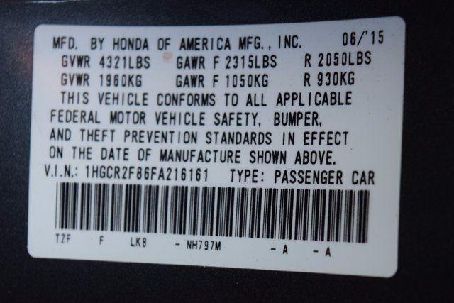 2015 Honda Accord EX-L Richmond Hill, New York 21