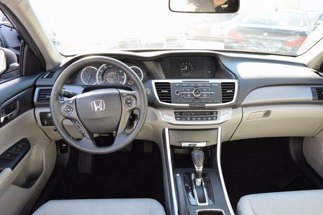 2015 Honda Accord LX Richmond Hill, New York 13