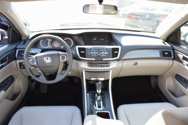 2015 Honda Accord LX Richmond Hill, New York 16