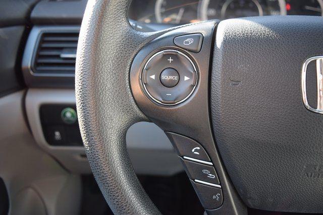 2015 Honda Accord LX Richmond Hill, New York 26