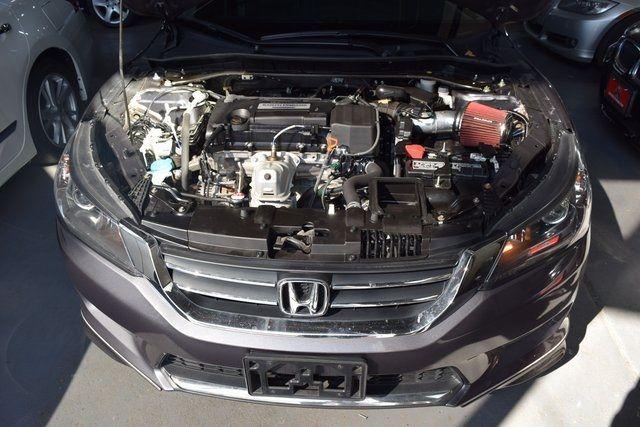 2015 Honda Accord Sport Richmond Hill, New York 2