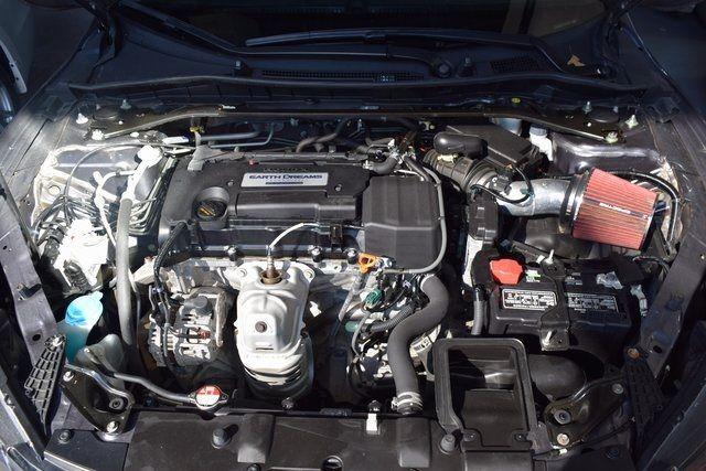 2015 Honda Accord Sport Richmond Hill, New York 3