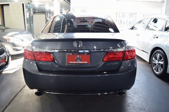 2015 Honda Accord Sport Richmond Hill, New York 8