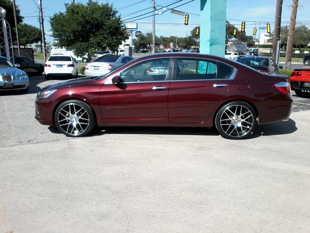 2015 Honda Accord Sport San Antonio, Texas 0