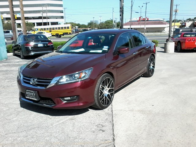2015 Honda Accord Sport San Antonio, Texas 1