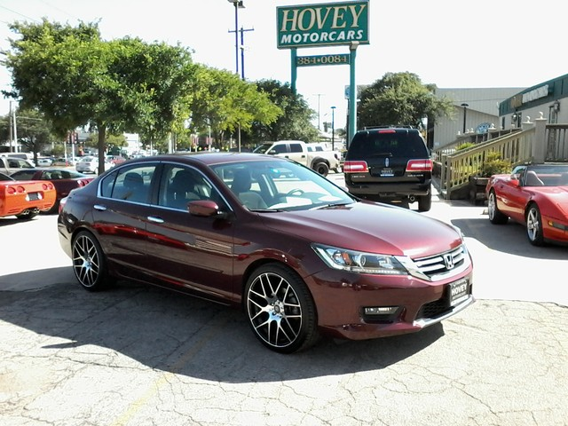 2015 Honda Accord Sport San Antonio, Texas 3