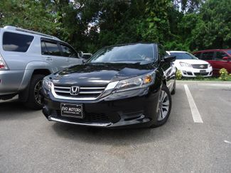 2015 Honda Accord LX SEFFNER, Florida