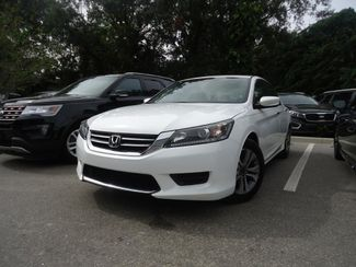 2015 Honda Accord LX SEFFNER, Florida 4