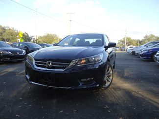 2015 Honda Accord Sport SEFFNER, Florida 4