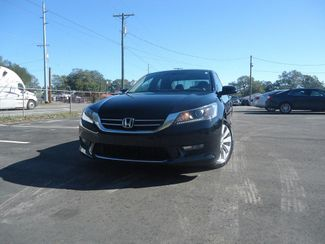 2015 Honda Accord EX-L. Tech. NAVIGATION SEFFNER, Florida 6