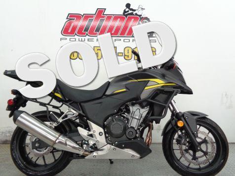 2015 Honda CB 500X  in Tulsa, Oklahoma