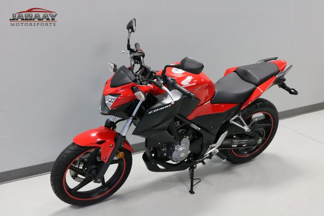 2015 Honda CB® 300F Merrillville, Indiana 1
