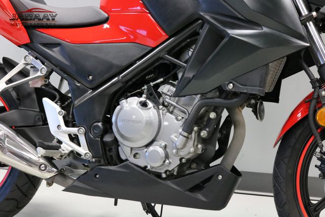 2015 Honda CB® 300F Merrillville, Indiana 21