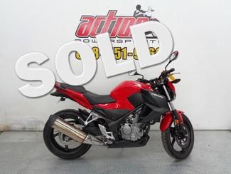 2015 Honda CB300F  in Tulsa,, Oklahoma