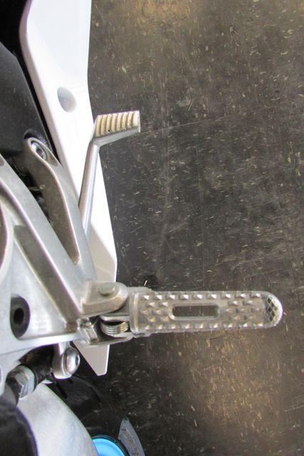 2015 Honda CBR® 600RR Arlington, Texas 14