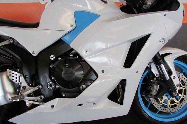 2015 Honda CBR® 600RR Arlington, Texas 16