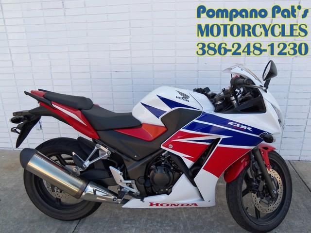 2015 Honda CBR® 300R Daytona Beach, FL 0