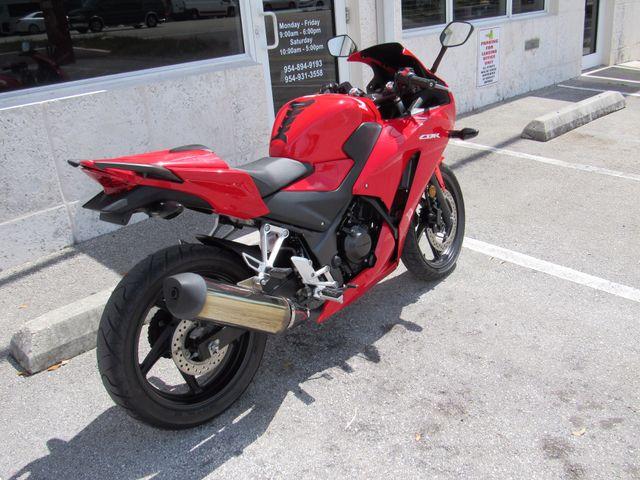 2015 Honda CBR300R Dania Beach, Florida 6