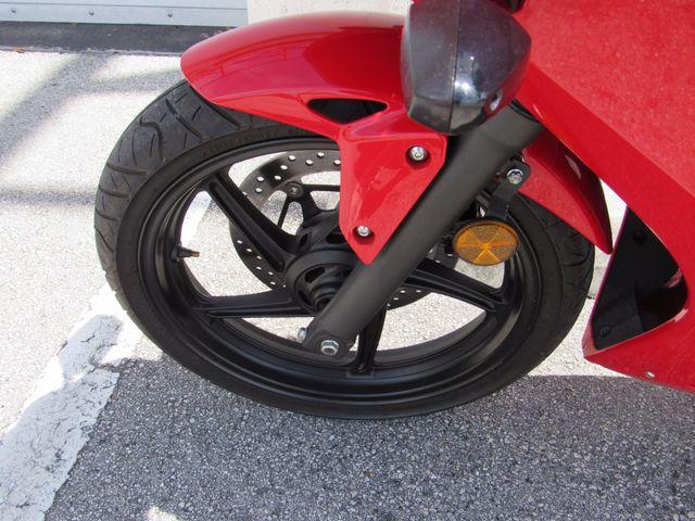 2015 Honda CBR300R Dania Beach, Florida 9