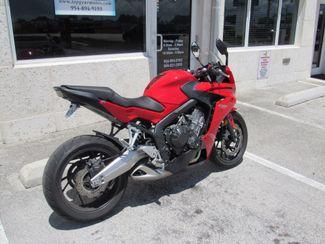2015 Honda CBR650F Dania Beach, Florida 5