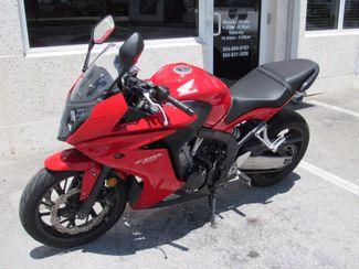 2015 Honda CBR650F Dania Beach, Florida 7