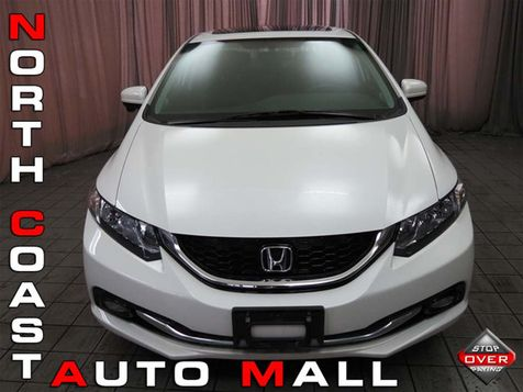 2015 Honda Civic EX-L in Akron, OH