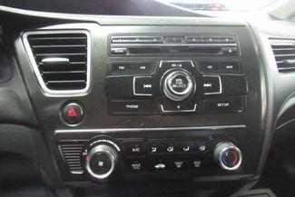 2015 Honda Civic LX W/ BACK UP CAM Chicago, Illinois 14