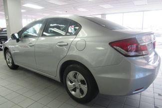 2015 Honda Civic LX W/ BACK UP CAM Chicago, Illinois 4