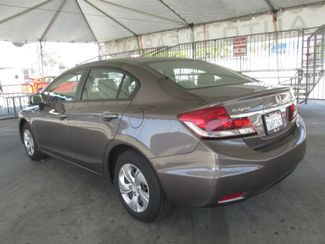 2015 Honda Civic LX Gardena, California 1