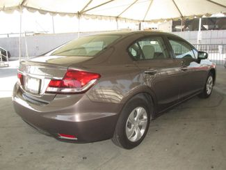 2015 Honda Civic LX Gardena, California 2