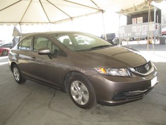 2015 Honda Civic LX Gardena, California 3