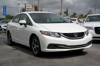 2015 Honda Civic SE Hialeah, Florida 2