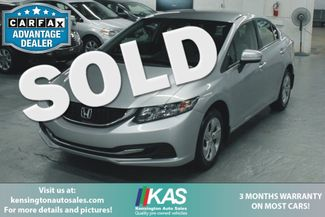 2015 Honda Civic LX Kensington, Maryland
