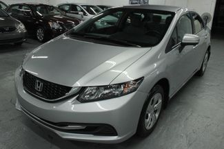 2015 Honda Civic LX Kensington, Maryland 8