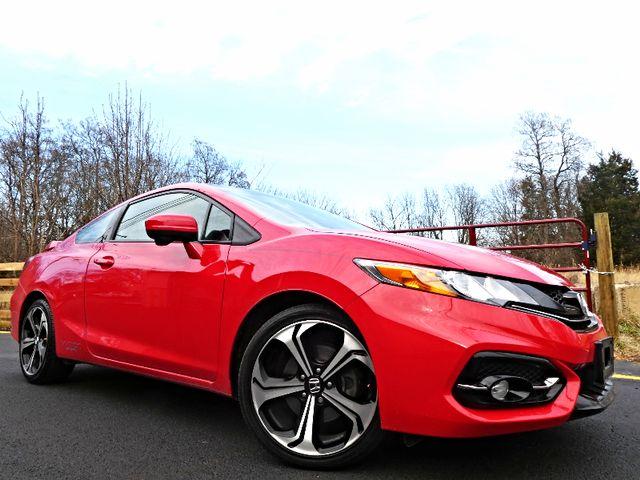 2015 Honda Civic Si Leesburg, Virginia 0